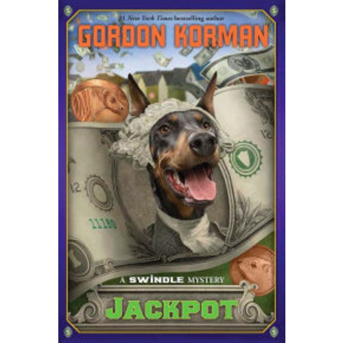 Jackpot (Swindle Series #6)