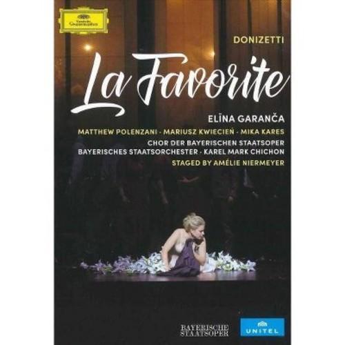 Donizetti: La Favorite [DVD]