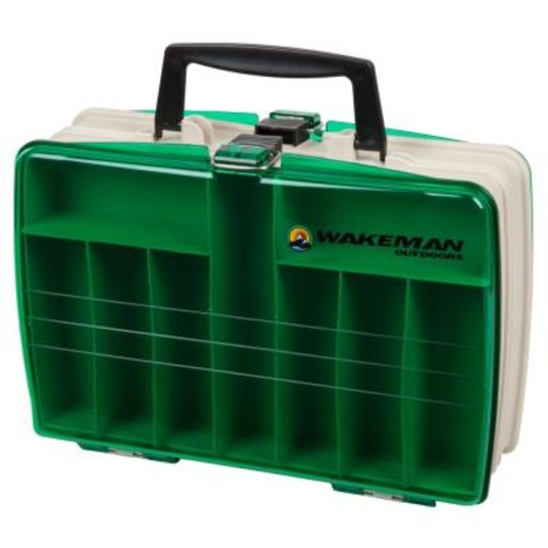 Wakeman 2 Sided Tackle Box