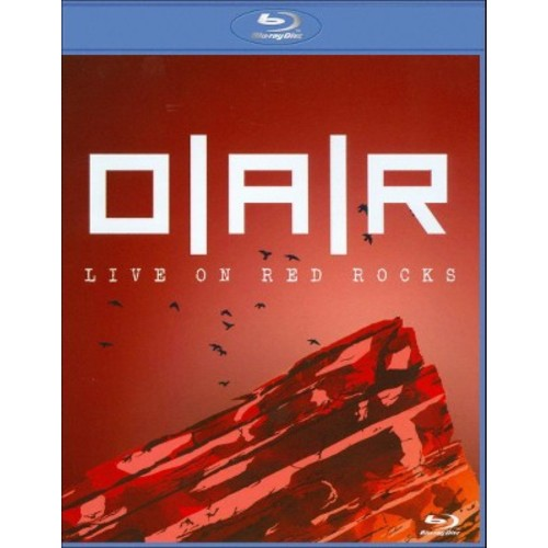 Oar-Live on Red Rocks (Blu-ray)