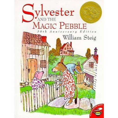 Sylvester and the Magic Pebble (Paperback) (William Steig)