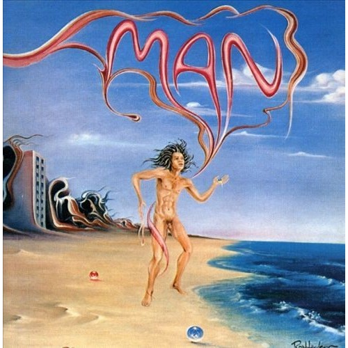 Man [CD]