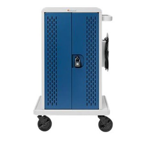 Bretford 36 Unit Charging Cart with Upgraded Lock CORE36MSBP-SPLOCK