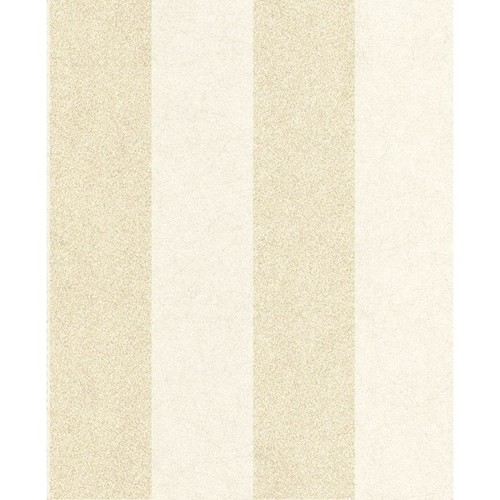 Graham & Brown Oyster Artisan Stripe Wallpaper