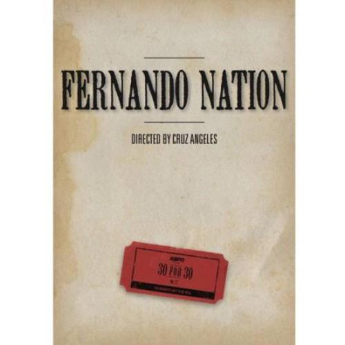 ESPN Films 30 for 30: Fernando Nation DVD