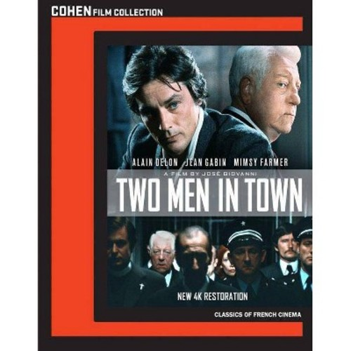 Two Men in Town [Blu-ray] [1973]