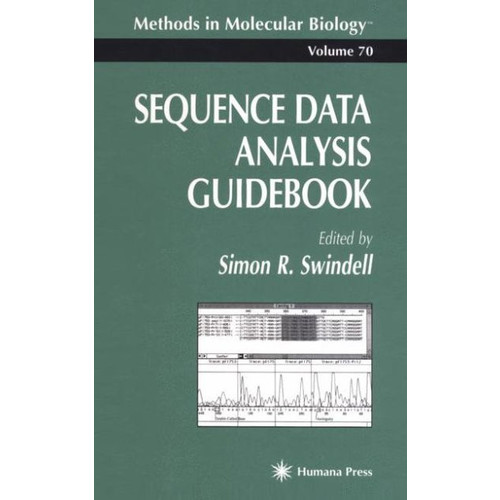 Sequence Data Analysis Guidebook / Edition 1
