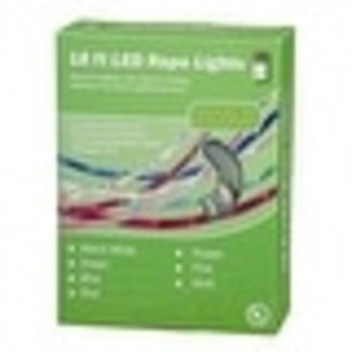 18' Purple LED RopeLt 13mm 2