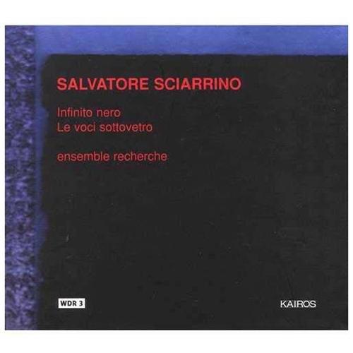 Voci Sottovetro/Infinito Nero CD
