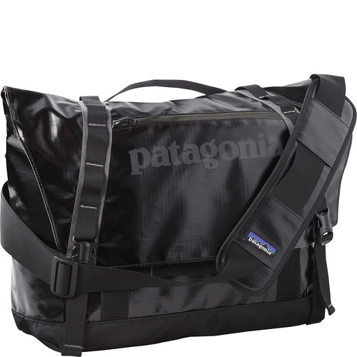 Patagonia Black Hole Laptop Messenger