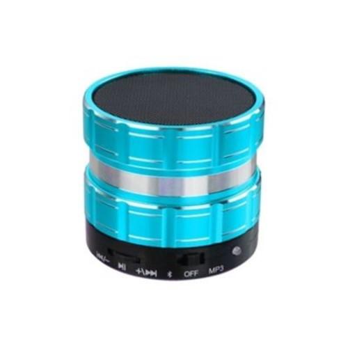 Insten Blue Portable Mini Speaker Universal for Tablet PC Laptop Computer Cell Phone Smartphone