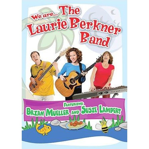 We Are the Laurie Berkner Band (DVD)