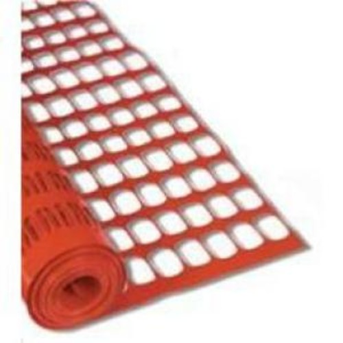 Tenax 4 ft. x 50 ft. Snow Guard Fence and Warning Barrier