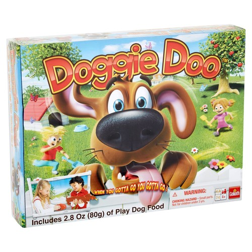 Doggie Doo -- The Famous Dog Poop Game [Multicolor, None]