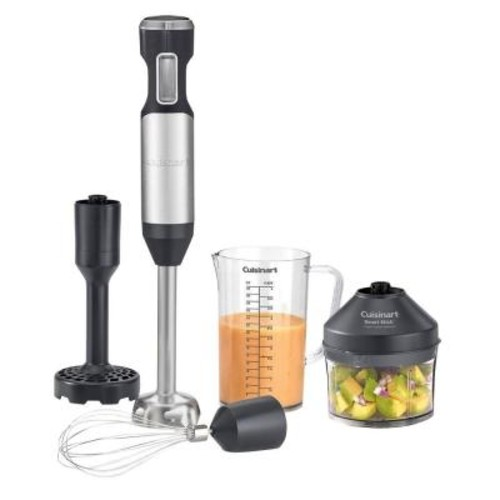 Cuisinart Smart Stick Variable Speed Hand Blender Kit