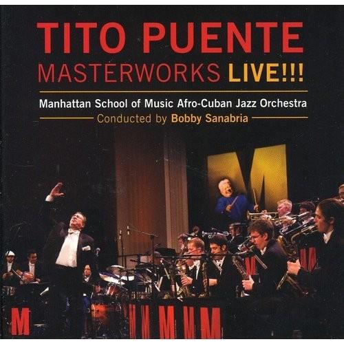 Tito Puente Masterworks Live!!! [CD]