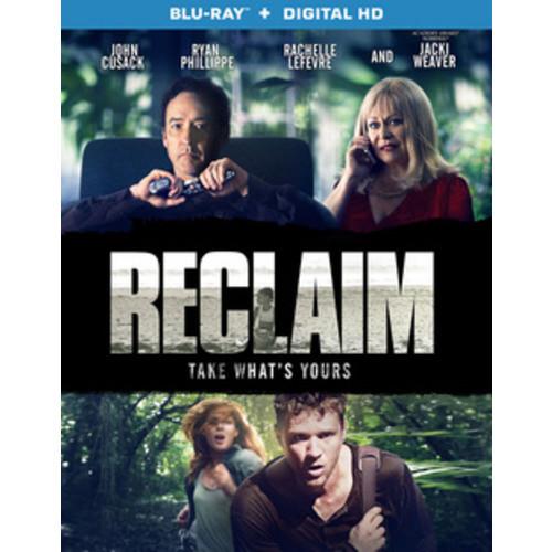 Lionsgate Home Entertainment Reclaim (Blu-ray)