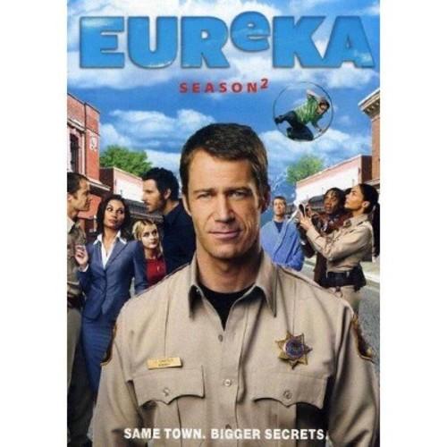 Eureka:Season two (DVD)