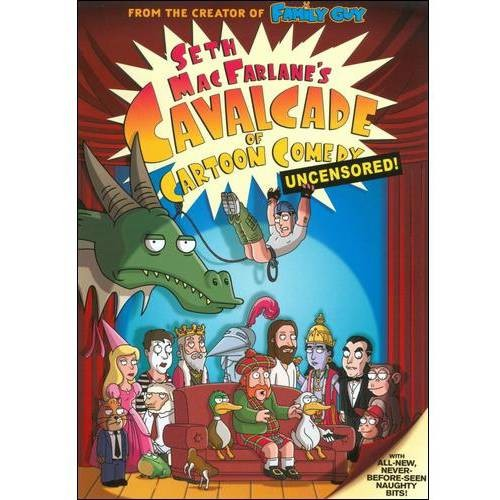 Seth MacFarlane's Cavalcade of Cartoon Comedy [Unrated] [Blu-ray] [2009]