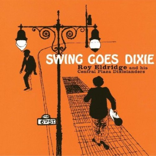 Swing Goes to Dixie [CD]