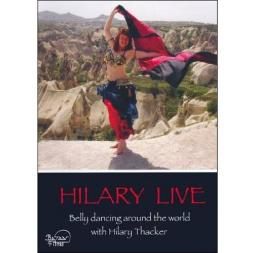 Hilary Thacker: Hilary Live [DVD] [English] [2003]