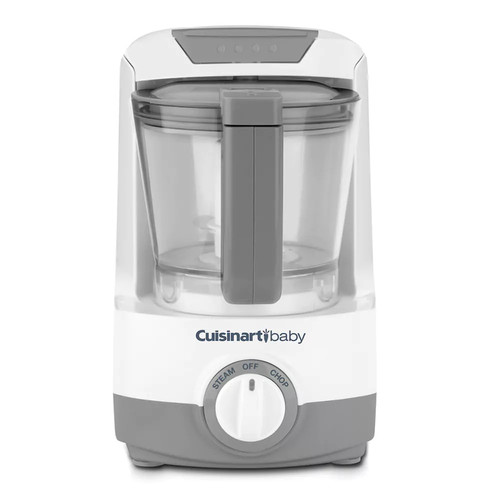 Cuisinart BFM-1000 Baby Food Maker and Bottle Warmer [White]