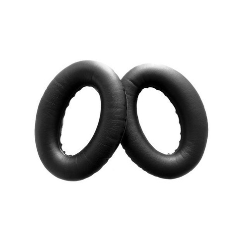 Foxnovo A Pair of Replacement Soft PU Foam Earpads Ear Pads Ear Cushions for BOSE Triport TP-1/TP-1A & Around Ear AE1 Headphones (Black)