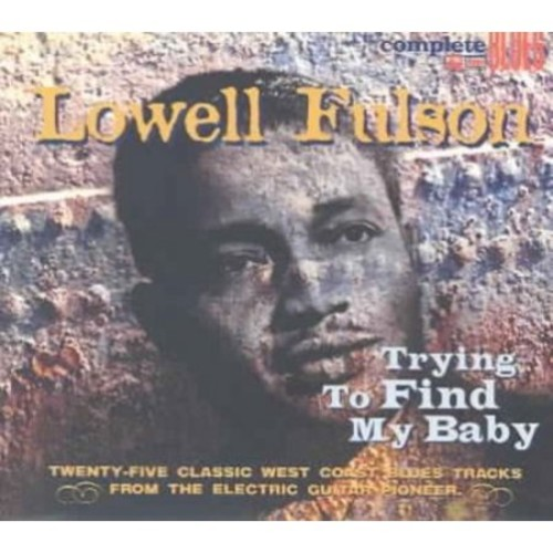 Trying to Find My Baby [CD]