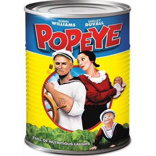 Popeye [DVD] [1980]