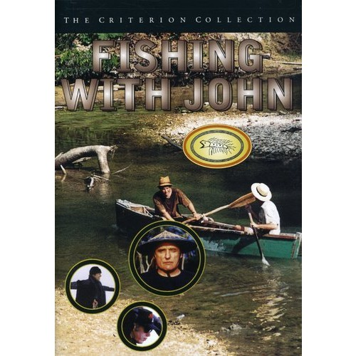 Fishing With John The Criterion Collection