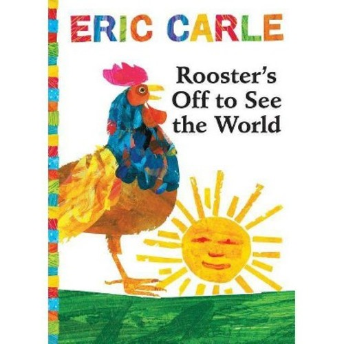 Rooster's Off to See the World : Book & CD