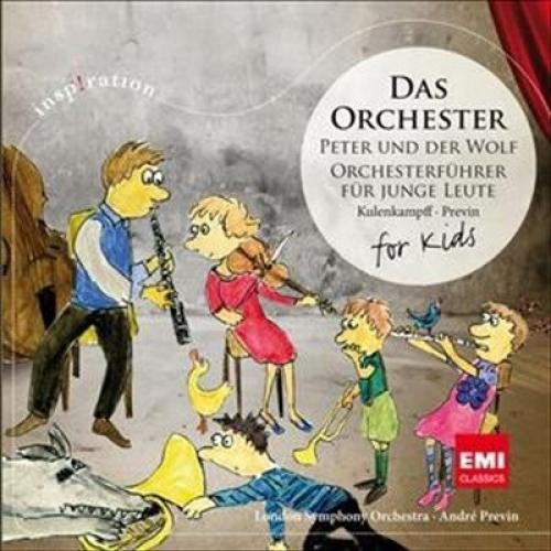 Orchestra For Kids - CD
