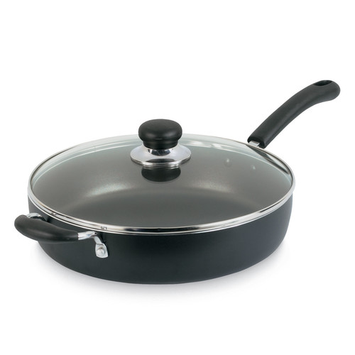 5-Quart Non-Stick, Even-Heat Jumbo Cooker