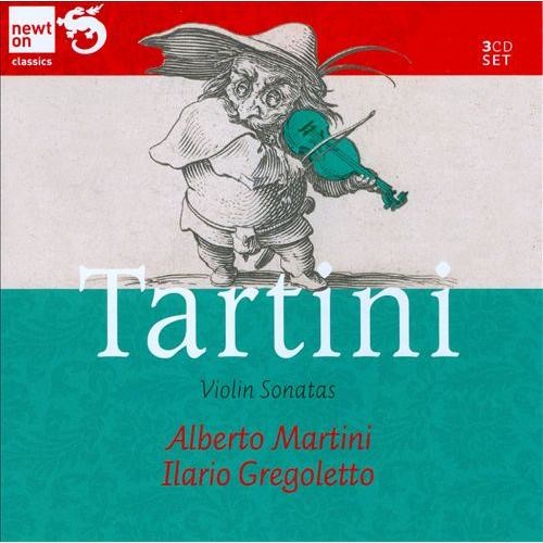 Tartini: Violin Sonatas [CD]