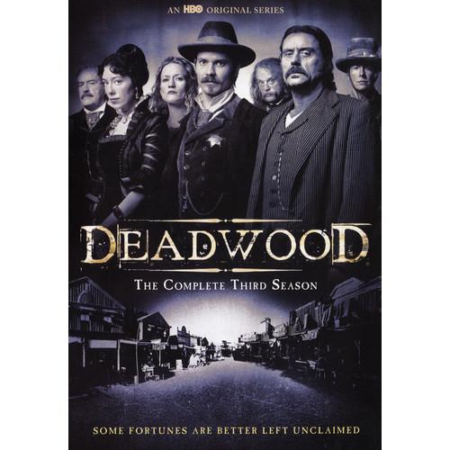 Deadwood: The Complete Third Season [6 Discs] [DVD]