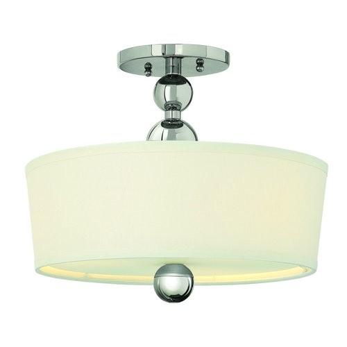 Hinkley Lighting 3441-GU24 3 Light Semi-Flush Ceiling Fixture from the Zelda Collection