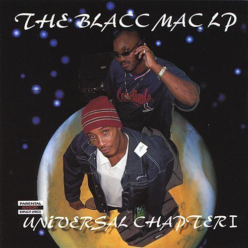The Blacc Mac LP (Universal Chapter 1) [CD]