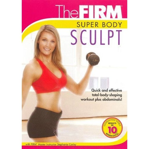 The Firm: Super Body Sculpt [DVD] [2002]