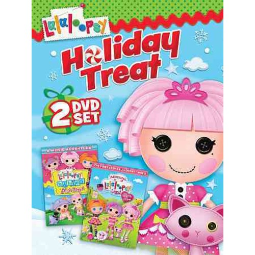 Lalaloopsy: Holiday Treat (DVD)