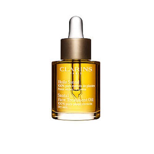 Clarins Santal Face Treatment Oil (Dry or Extra Dry Skin)