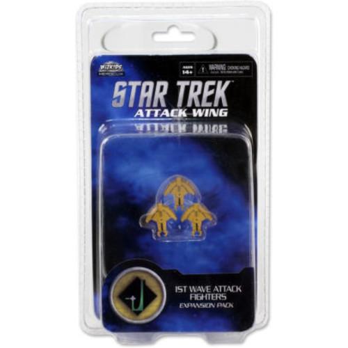 Star Trek Attack Wing - Wave 10 - Hideki Attack Fighter Squadron
