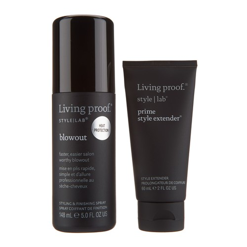 Living Proof Style Lab Blowout with Travel Prime Style Extender