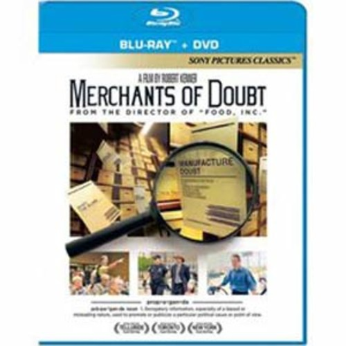 Merchants of Doubt [2 Discs] [Blu-ray/DVD]