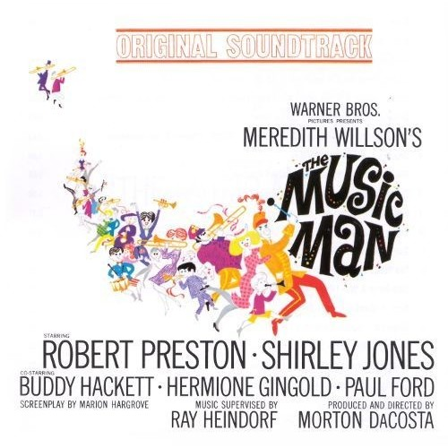 The Music Man 1962 Film Soundtrack