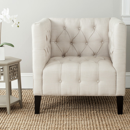 Safavieh Glen Tufted Club Chair