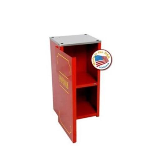 Paragon Premium Red Popcorn Stand for TP4 (PRGI125)