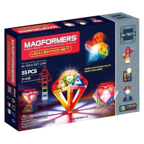 Magformers Construction Set - LED Lighted