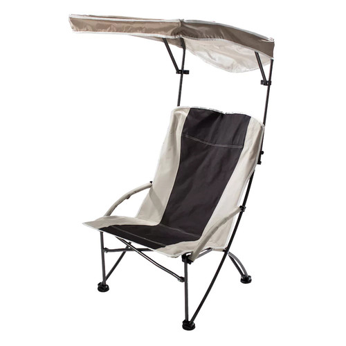 Quik Shade Pro Comfort High Folding Camp Chair