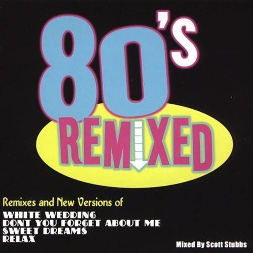 80's Remixed CD (2004)