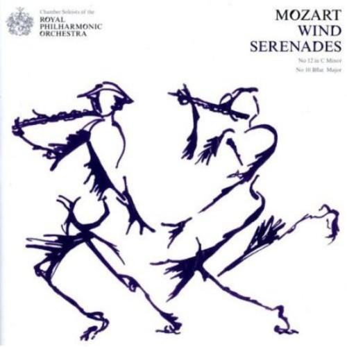 Mozart: Wind Serenades [CD]